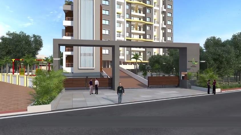 kate vrundavan project entrance view1