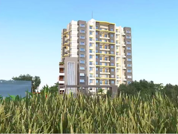 kate vrundavan project tower view2