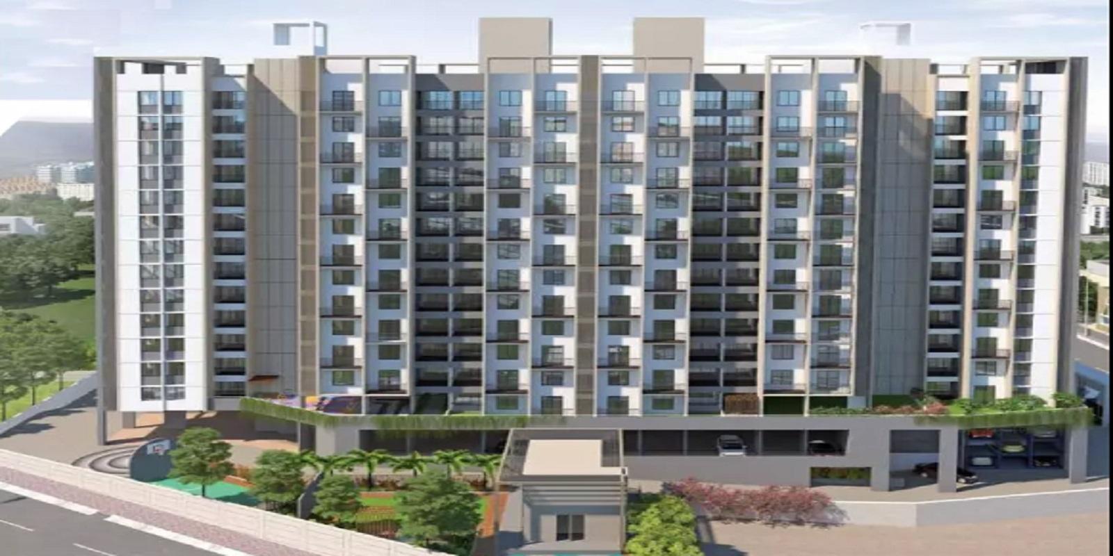 kohinoor jeeva project tower view1