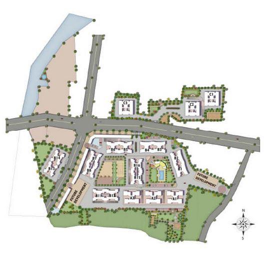 kolte patil florence master plan image5