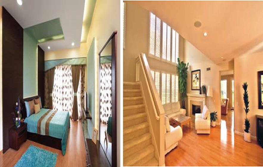 kolte patil green groves villa project apartment interiors1