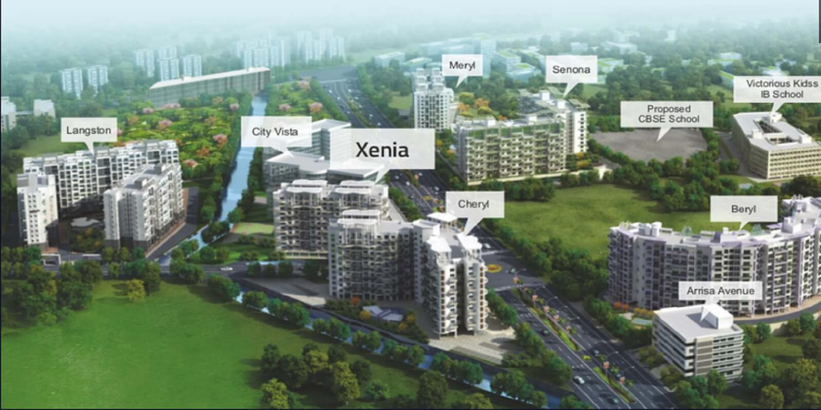 kolte patil xenia project large image1