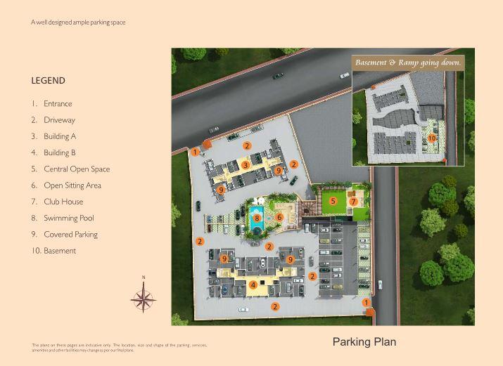 konark krish 2 master plan image8