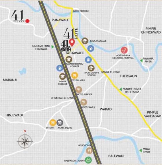 krisala 41 earth project location image1