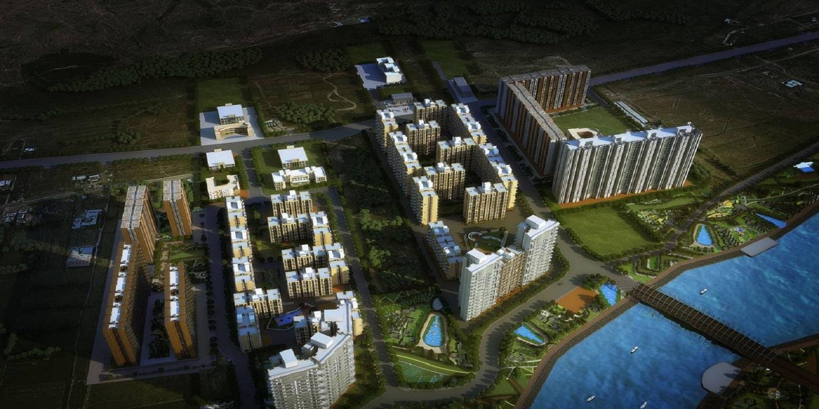 kumar urban kul ecoloch ii(delight) project project large image1