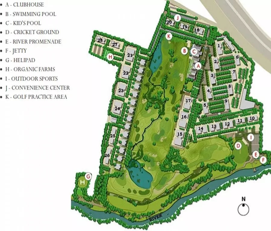 lodha riviera master plan image5