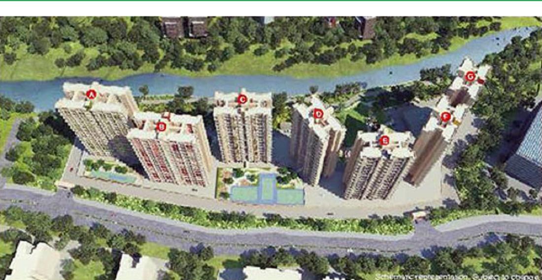 magarpatta nanded city sargam project master plan image1