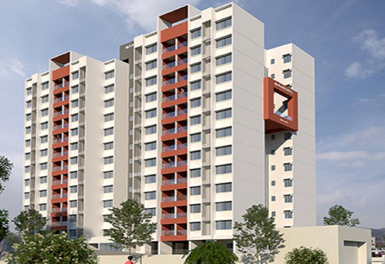 magarpatta nova project tower view1