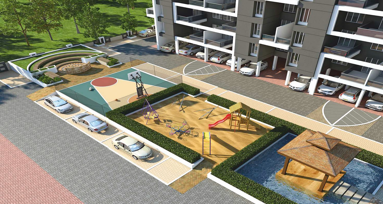 majestique euriska building c amenities features9