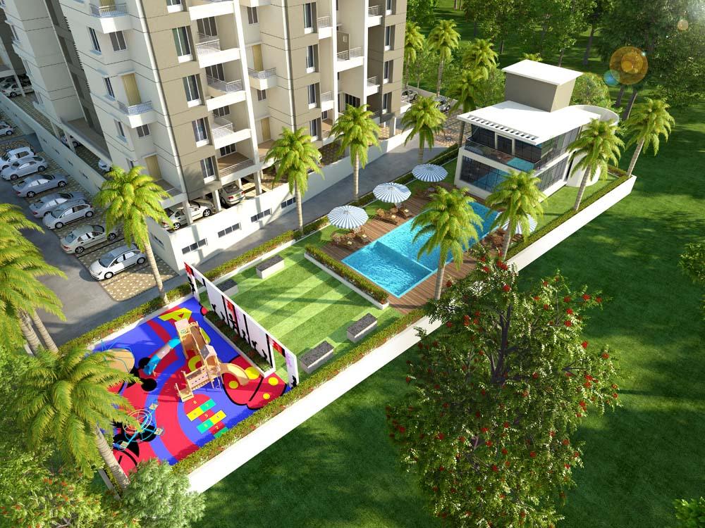 majestique oasis amenities features4