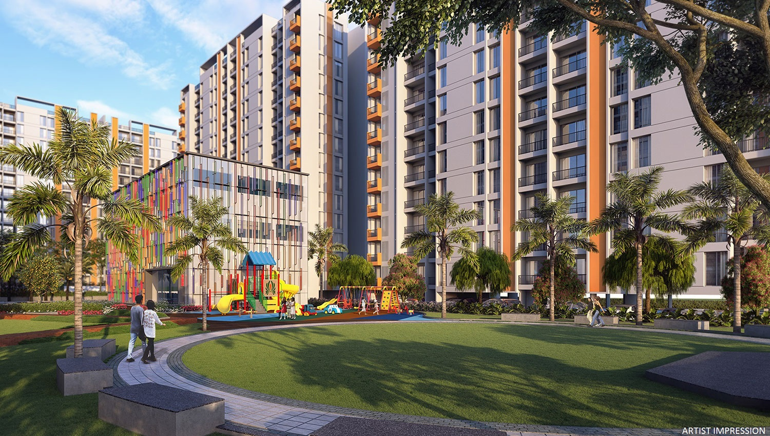majestique rhythm county phase 2 project amenities features1