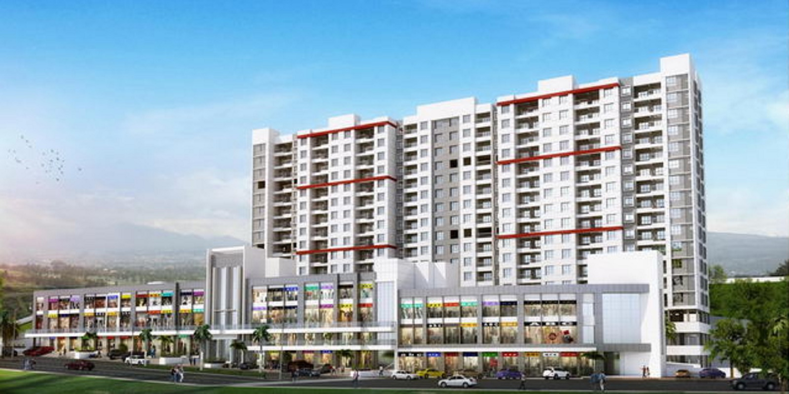 mont vert kingstown sector 1 residential wings project project large image1