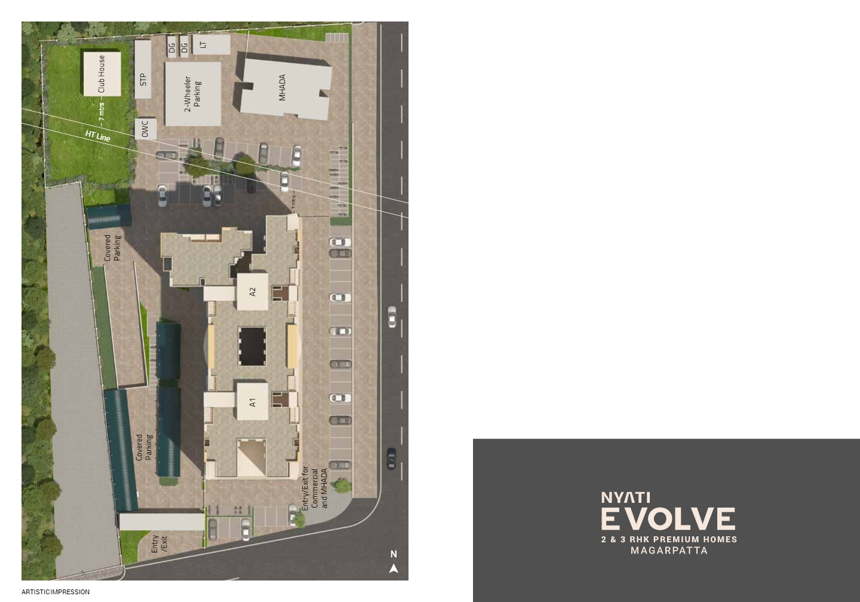 nyati evolve 1 project master plan image1