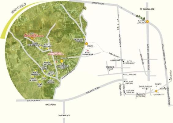nyati wind chimes location image5