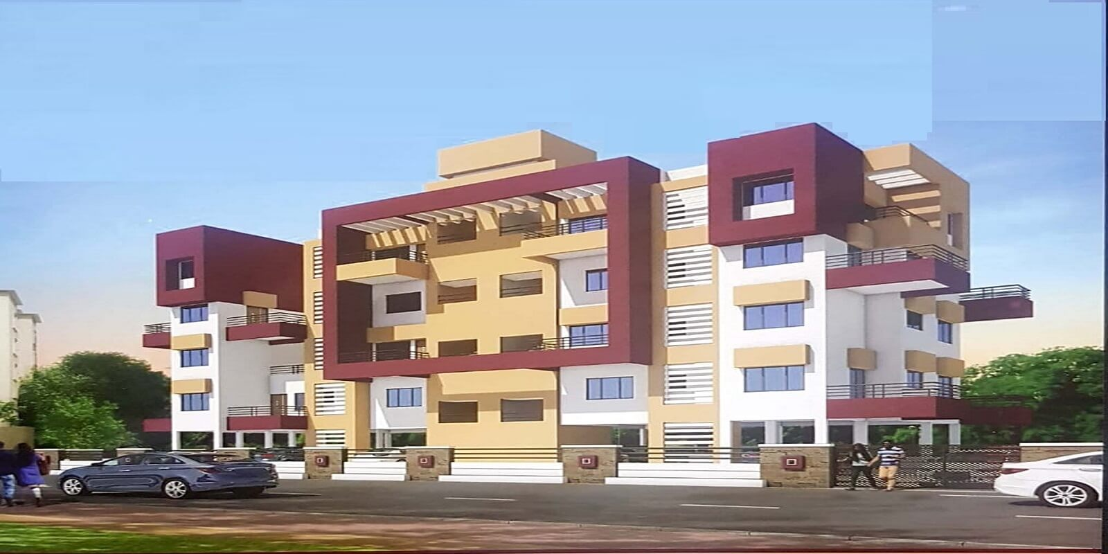 onkar shreesamarth residency project large image1