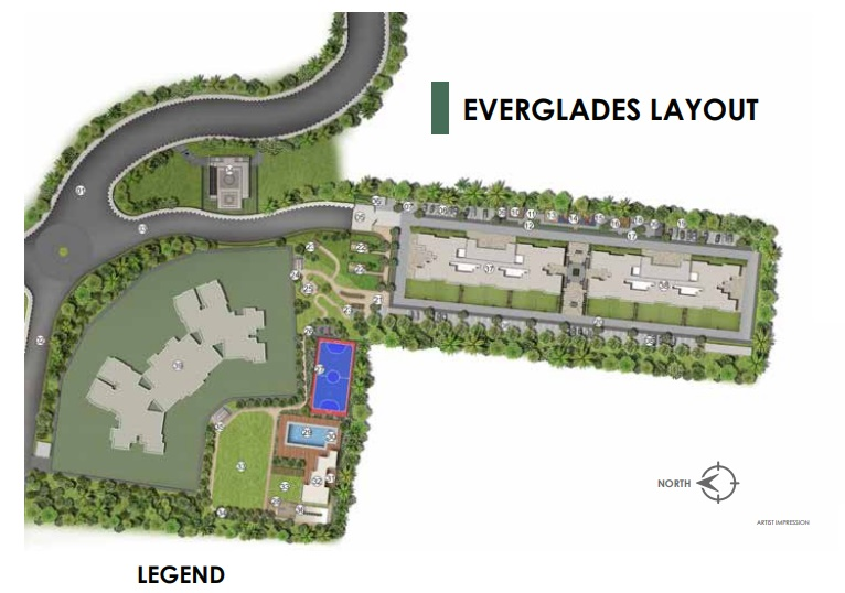 paranjape forest trails everglades h3 and h4 project master plan image1