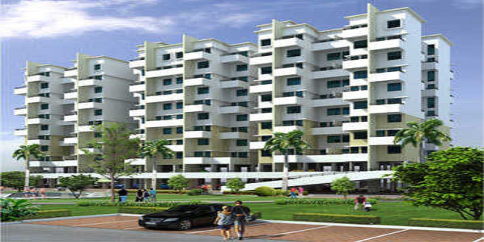 paranjape schemes vasant vihar towers project project large image1