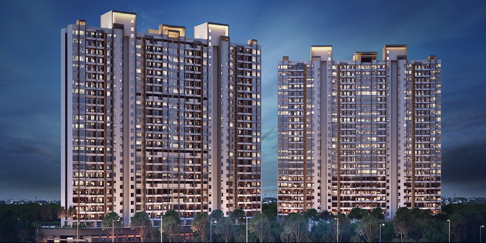 paranjape trident towers project large image1