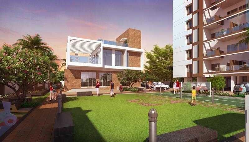 pragati royal serene project amenities features2
