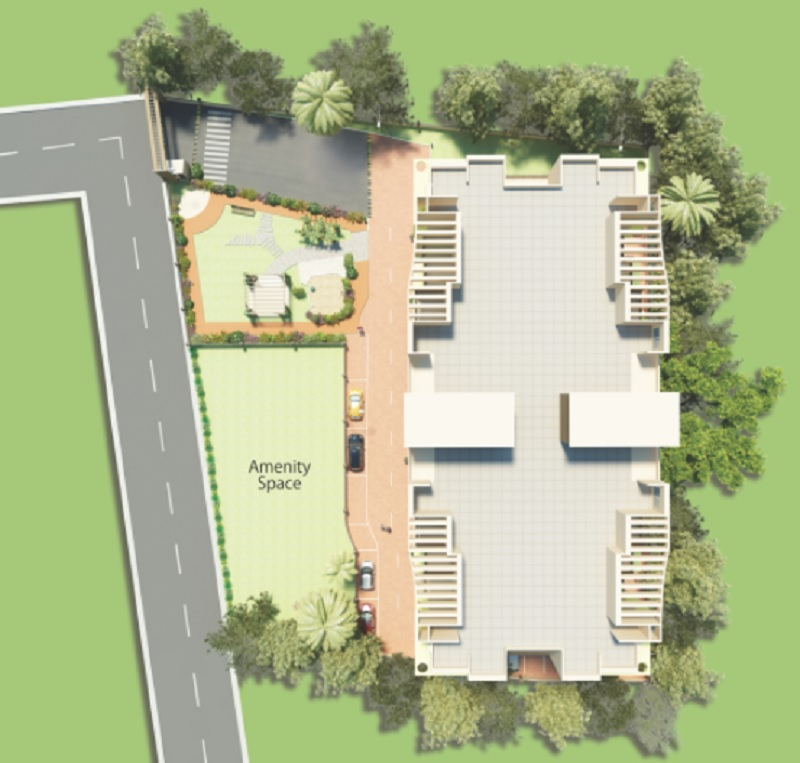 prasun loreto project master plan image1