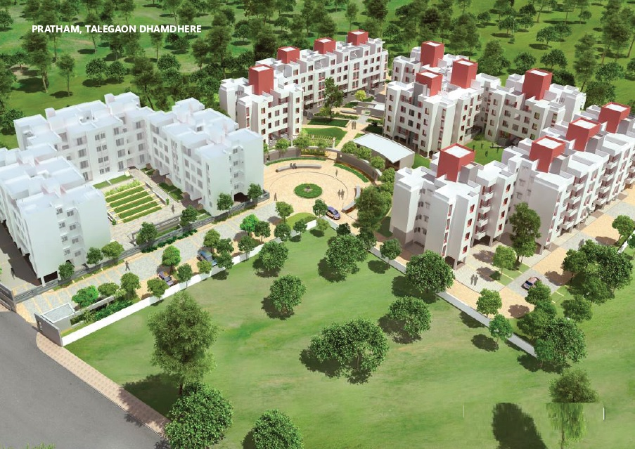 primary pratham project tower view2
