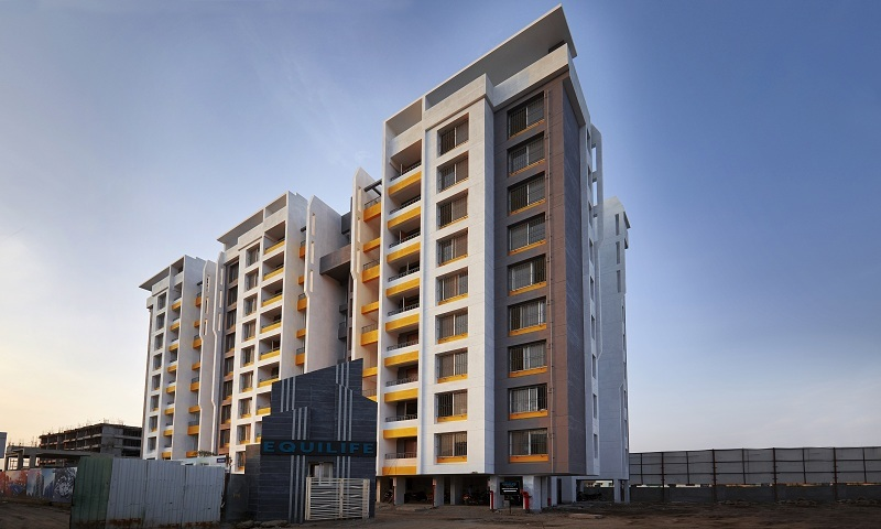 pristine equilife homes phase iii project tower view1
