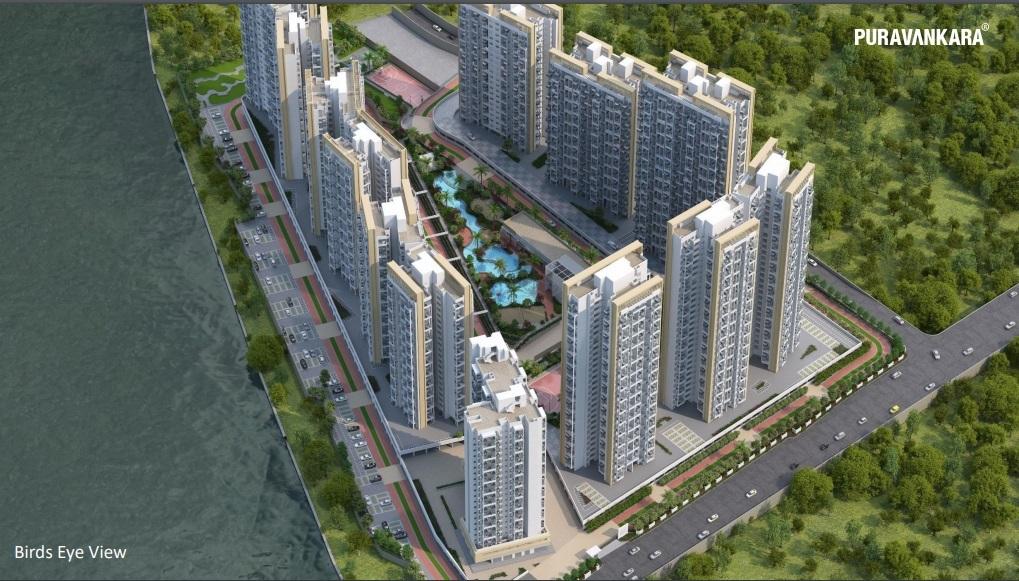 purvankara emerald bay project tower view1