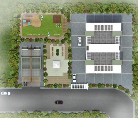 pushpganga pooja enclave project master plan image1