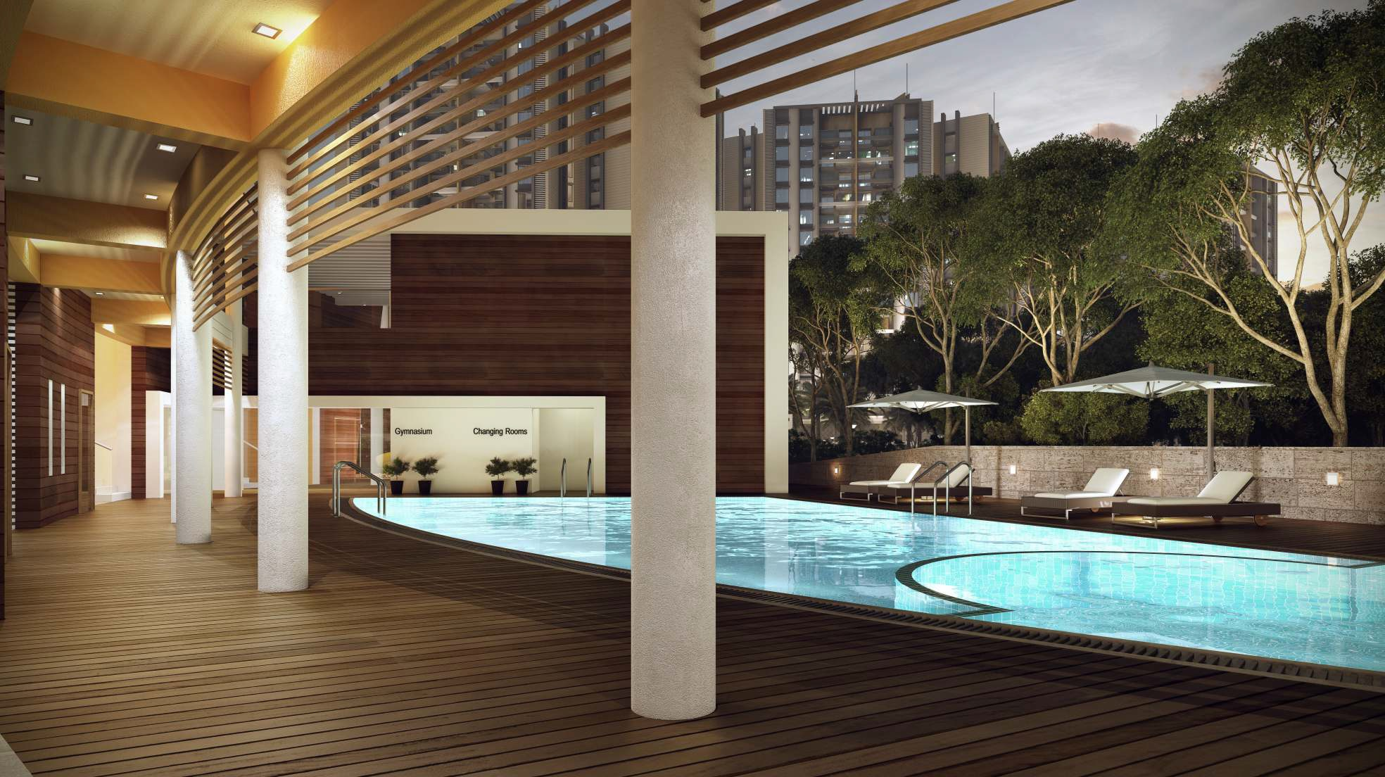 rama melange residences amenities features2