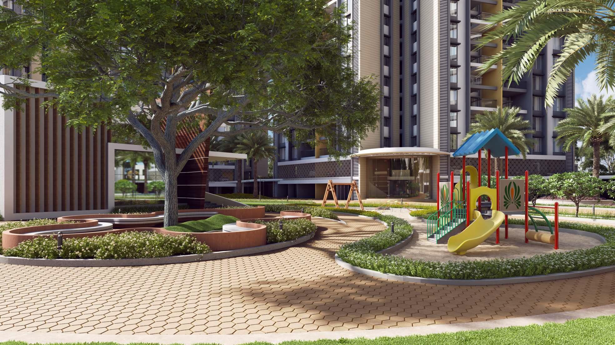 rama melange residences amenities features3