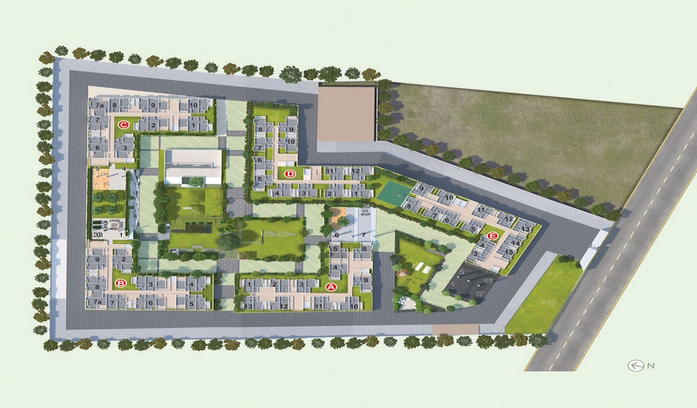 rohan anand phase 1 master plan image7