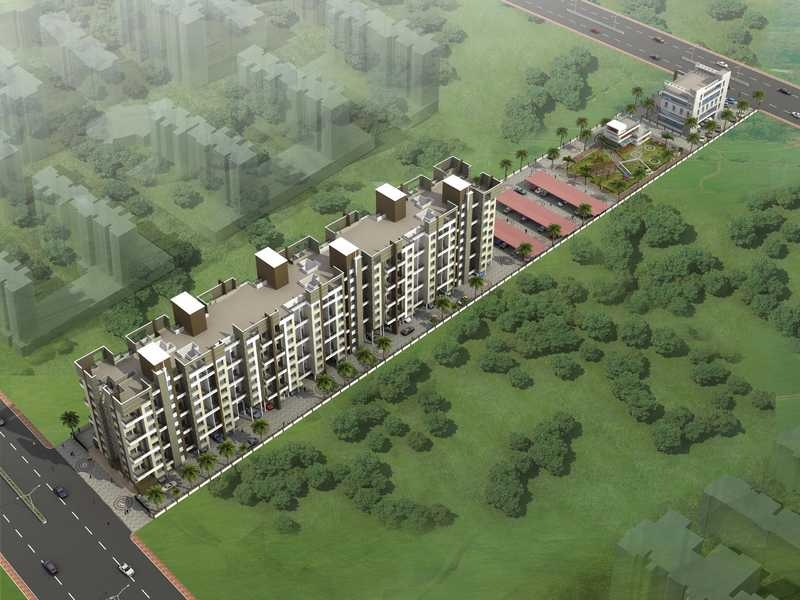 rr lunkad riddhi siddhi heights project master plan image1