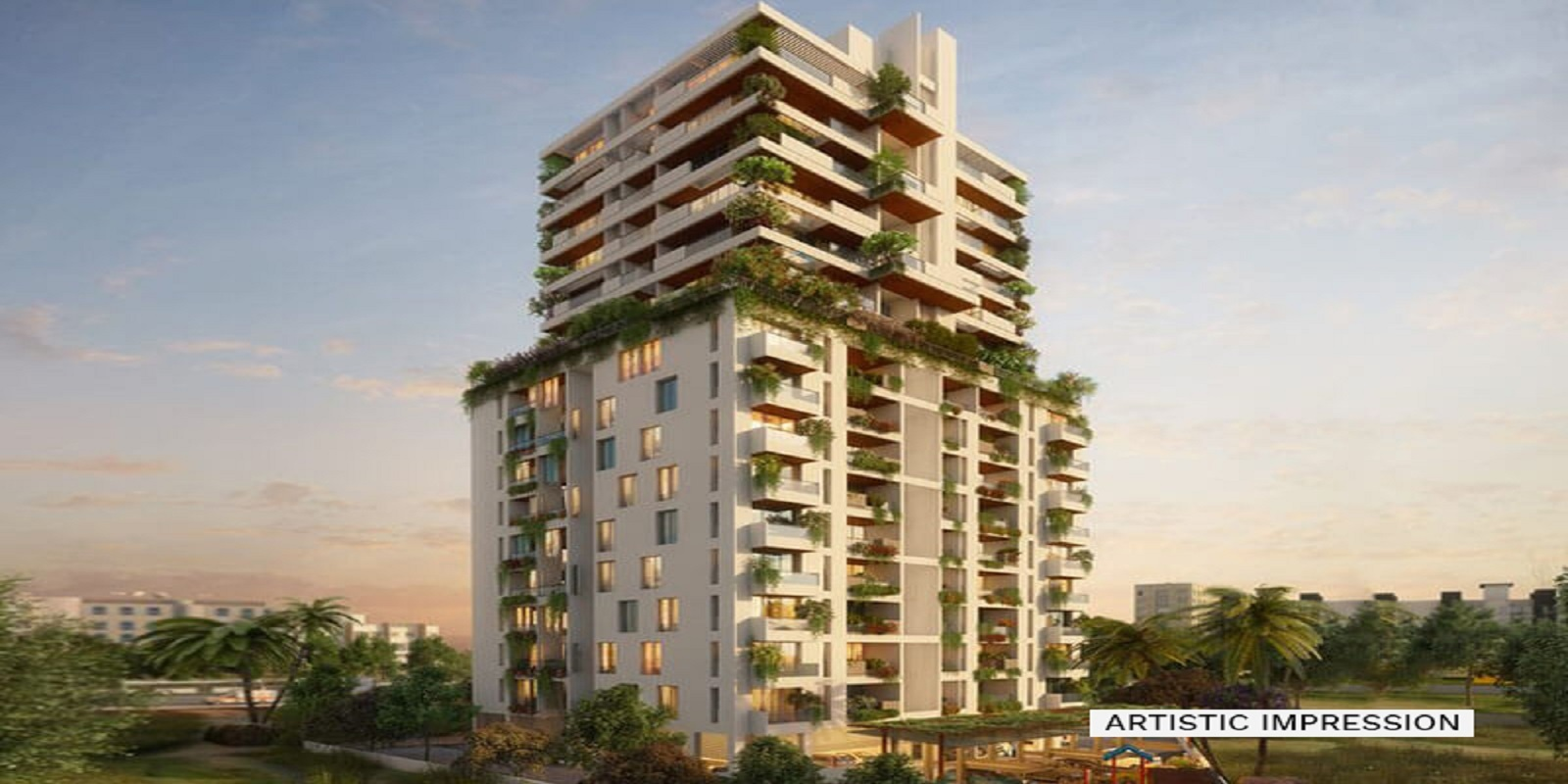 saarrthi signature tower project project large image1