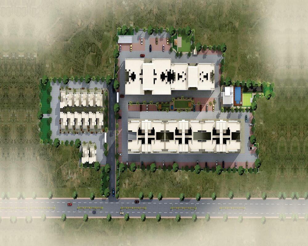 samartha 41 estera phase 3 master plan image1