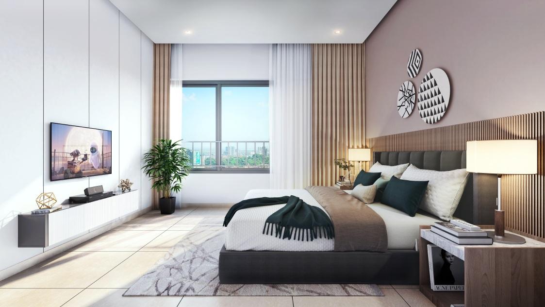 shapoorji pallonji joyville hadapsar annexe  project apartment interiors3