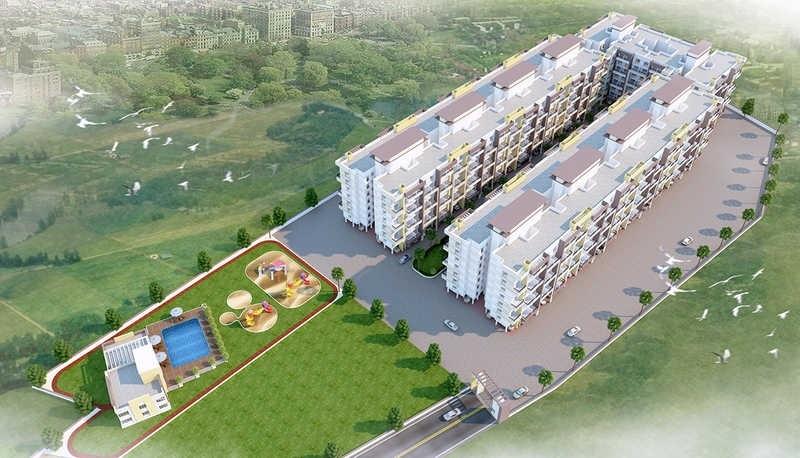 shekhar home fianza city project master plan image1