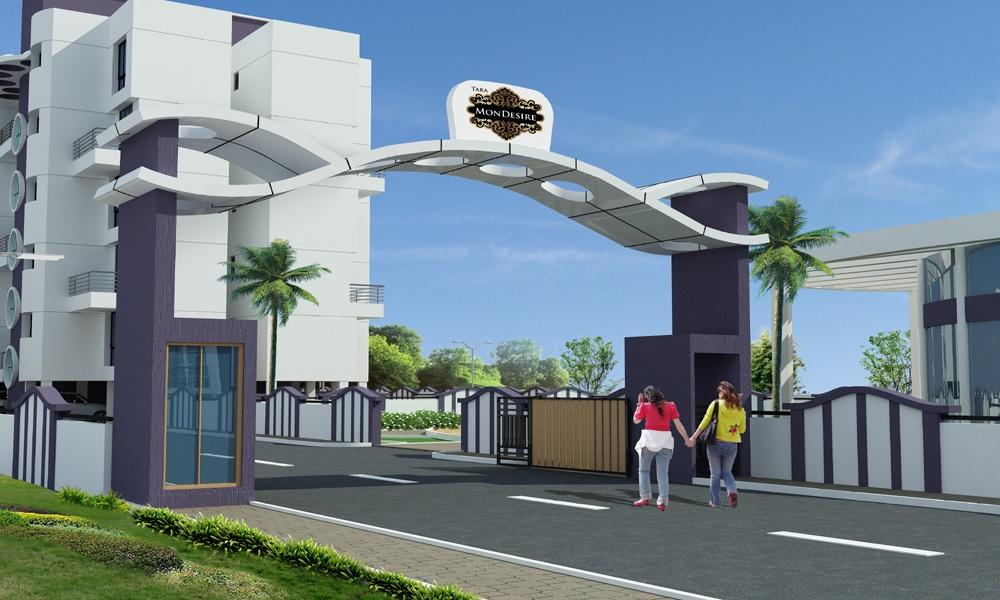 shivtara tara mon desire project entrance view1