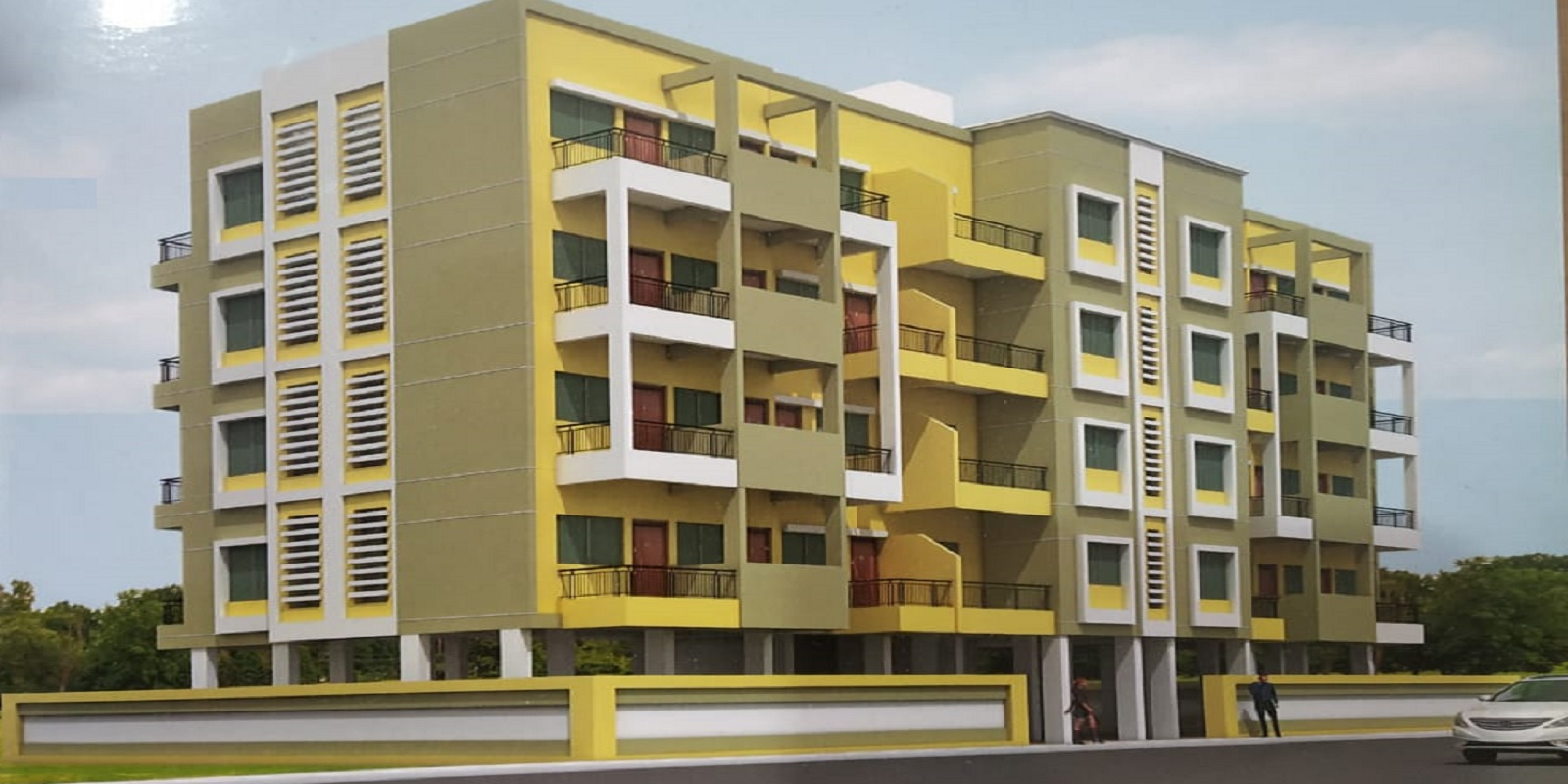 shri sai chandra residency project large image1