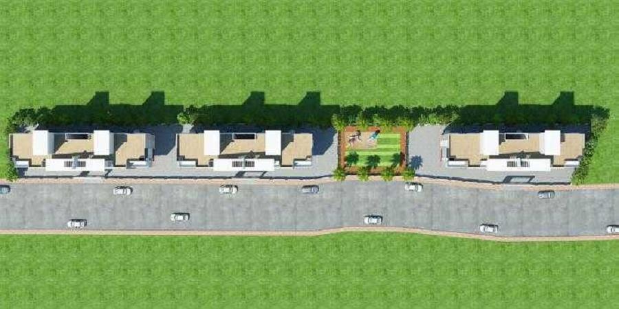 shriram highfield park phase ii project master plan image1