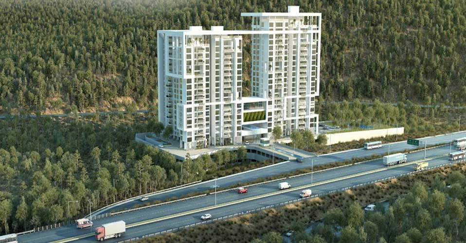 sobha elanza project tower view1