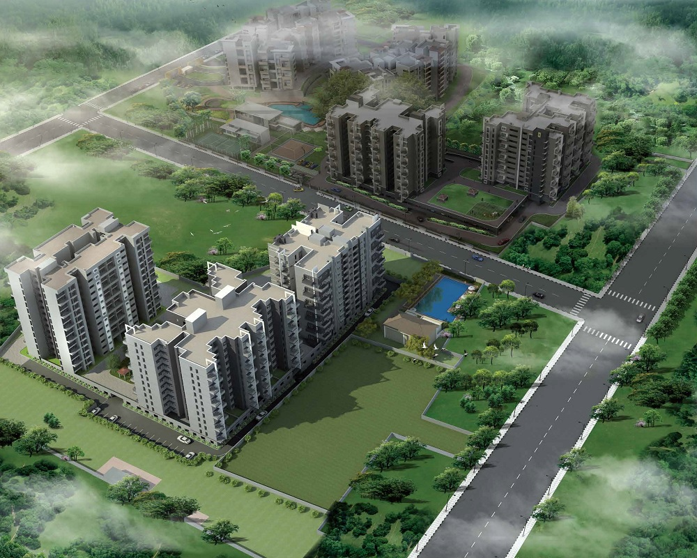 sobha orion project tower view1