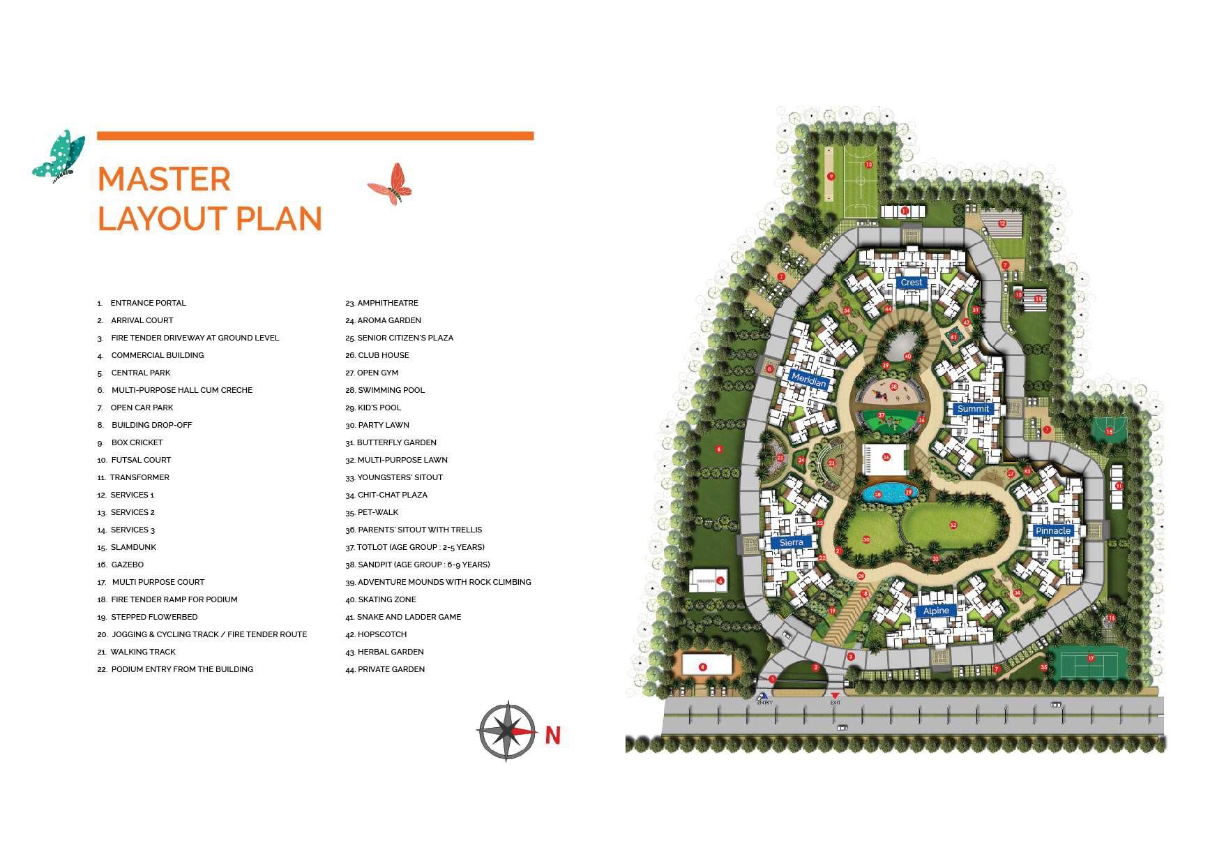 sp joyville hinjawadi i phase 6 master plan image8