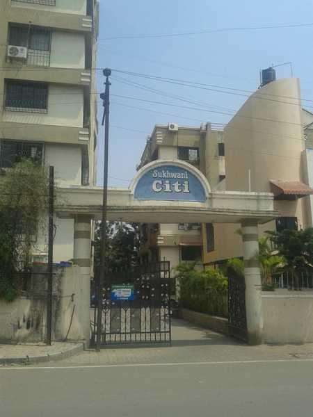 sukhwani citi project entrance view1