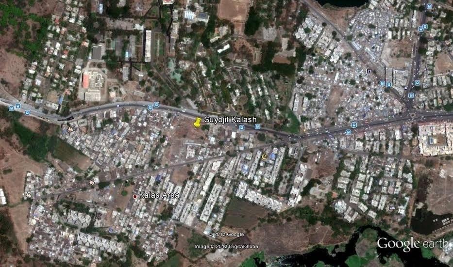 suyojit kalash project location image1