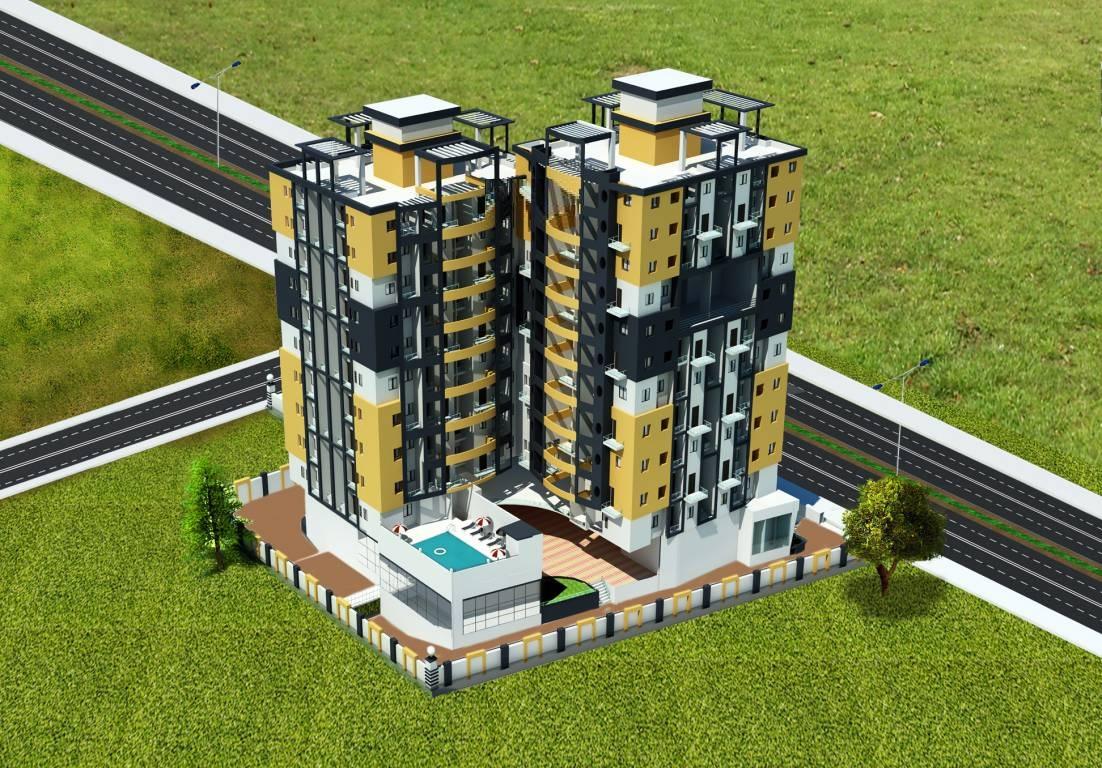 suyojit kalash project tower view2