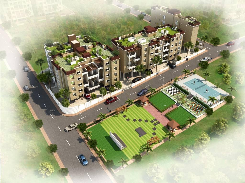 swaraa 133 orange tree project master plan image1