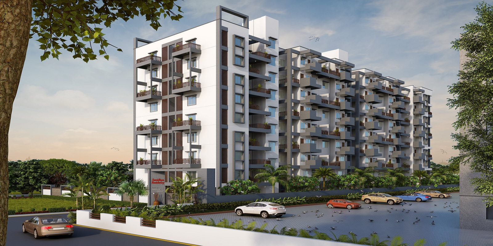 swastik sanidhya residency project project large image1