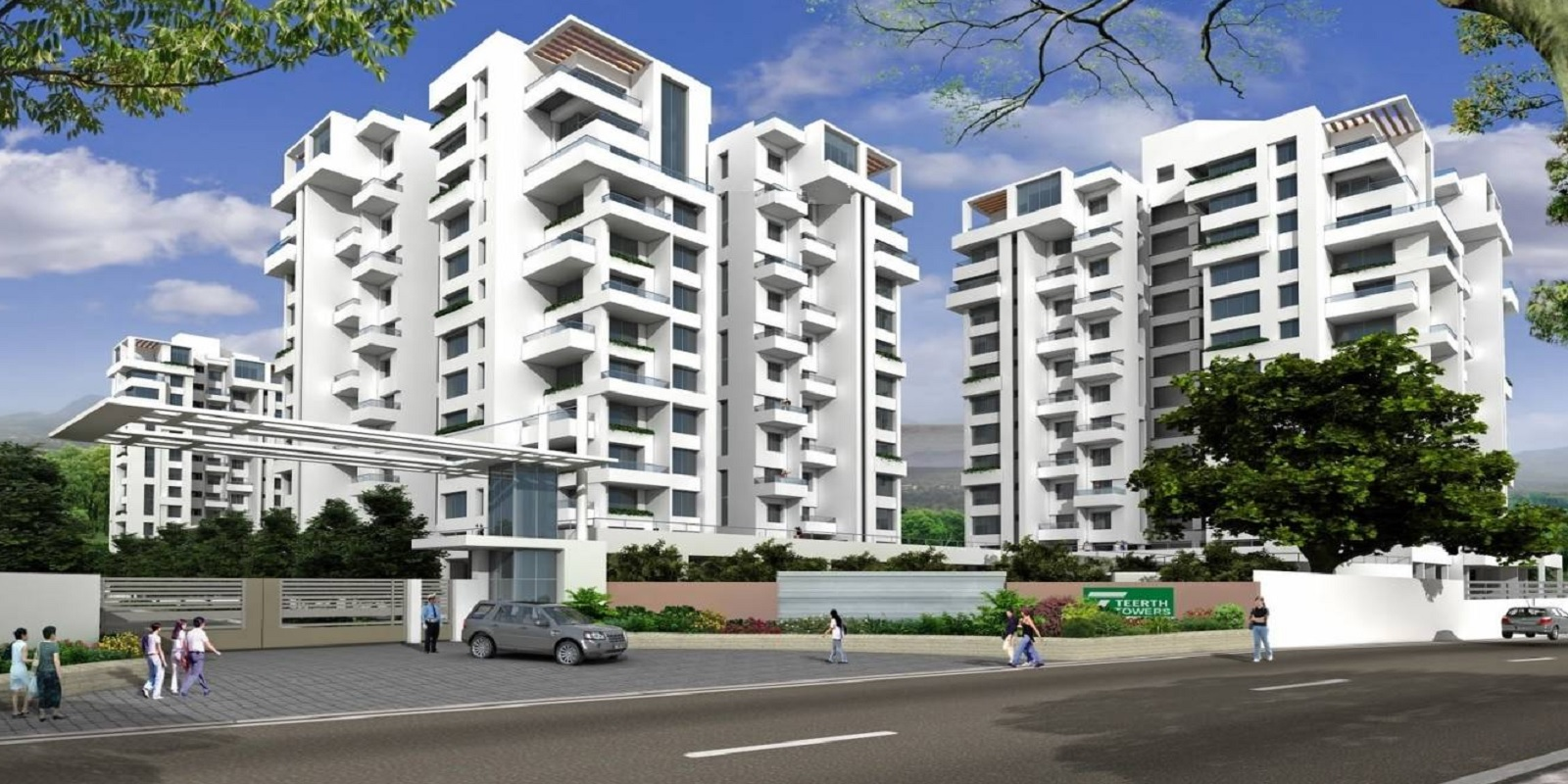 teerth towers project project large image1