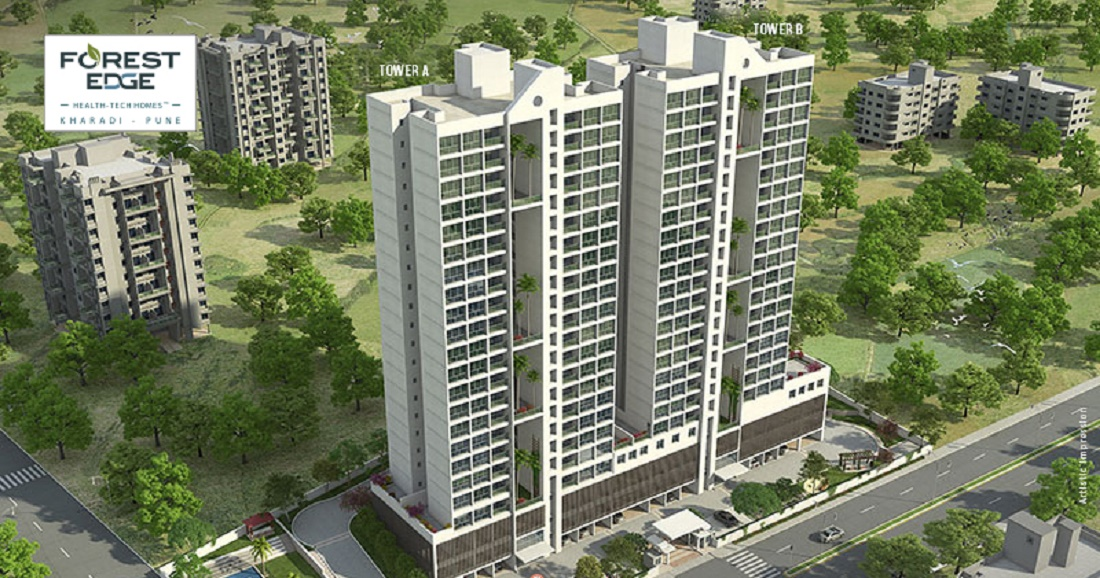 vascon forest edge phase 2 project tower view1