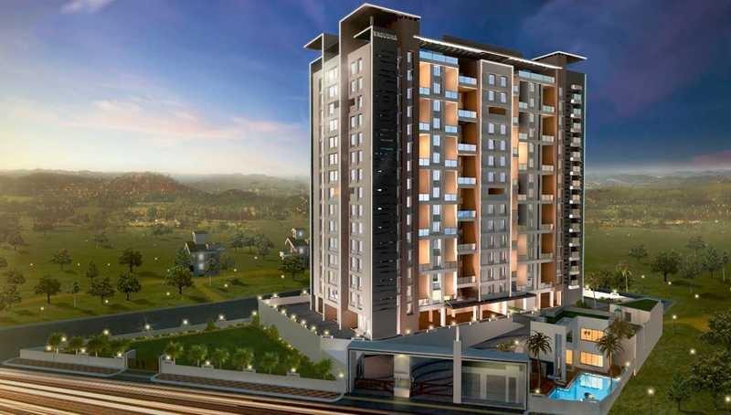 vasudha etasha project tower view1